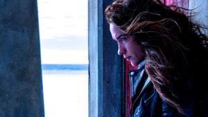 La protagonista de Wynonna Earp, Melanie Scrofano