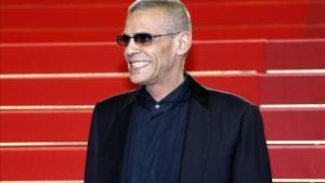 Abdellatif Kechiche, en Cannes, el jueves.