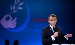 Macron insta a «combatre per la pau» en la cerimònia del centenari de l'armistici de la primera guerra mundial