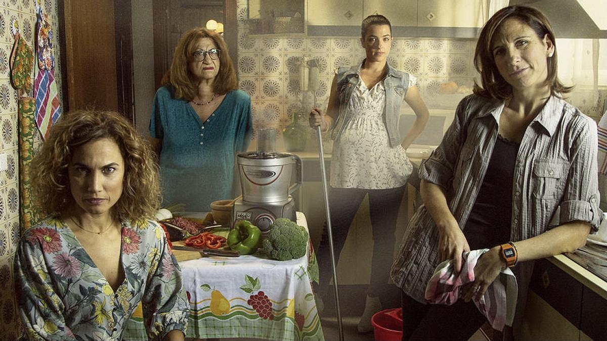 Las 'Señoras del (h)AMPA'abandonan Telecinco tras los bajos datos de audiencia del primer capítulo desu segunda temporada