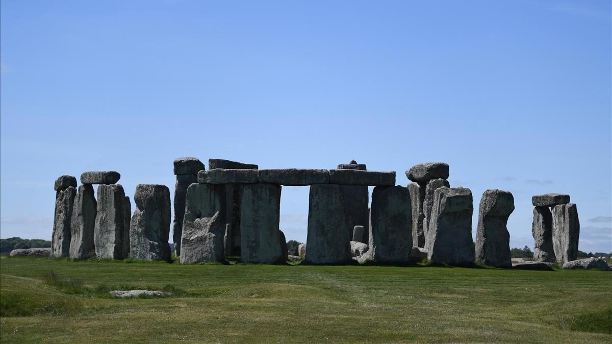 Conjunto arqueológico de Stonehenge.
