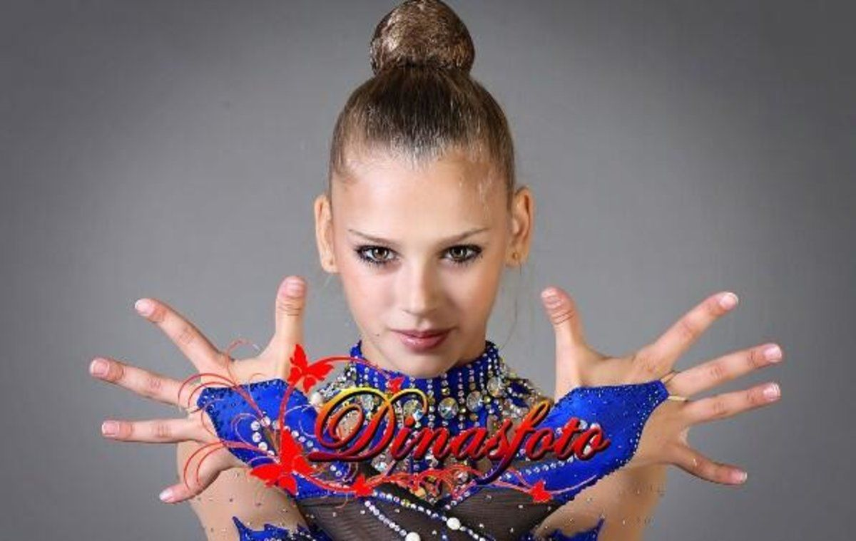 Aleksandra Soldatova, en una imagen puesta en su cuenta personal de Twitter.
