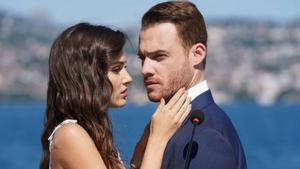 Escena de 'Love is in the air'.