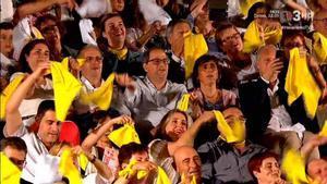 Quim Torra enCalella (TV-3).