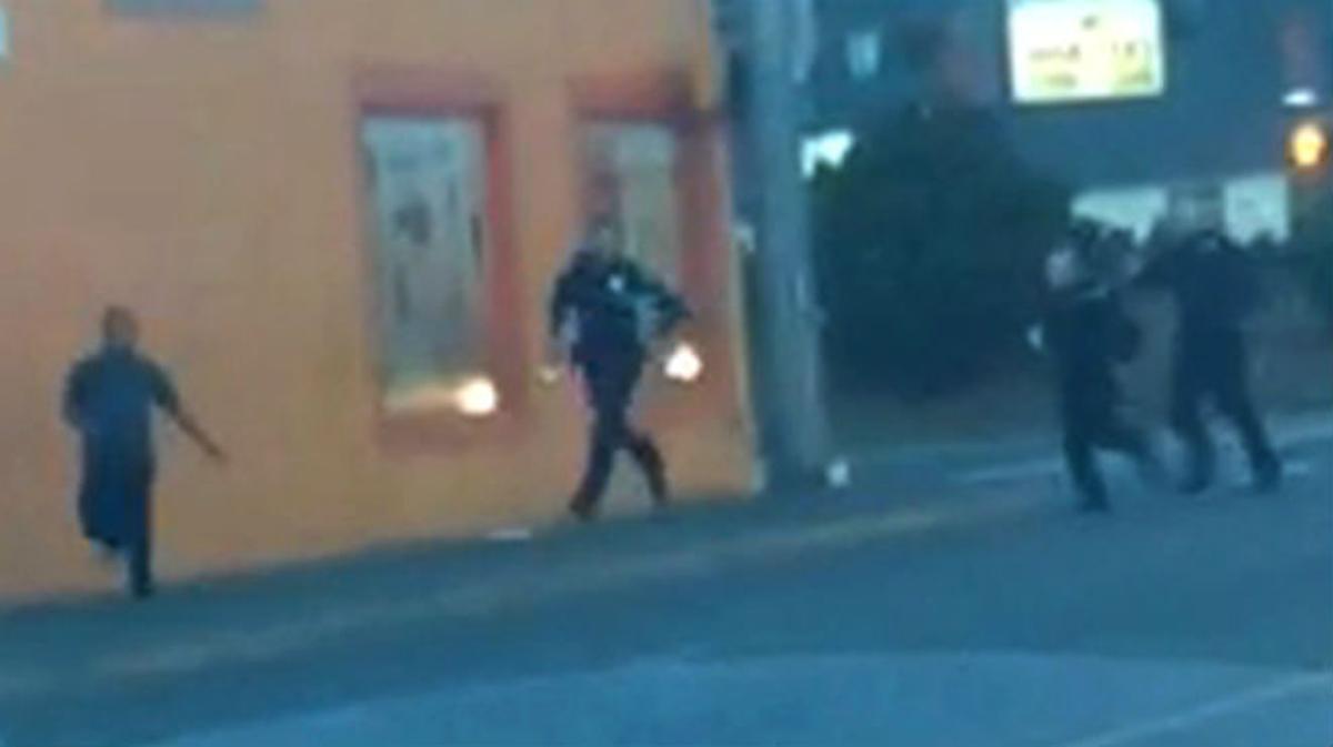 Tres policías matan a un inmigrante mexicano en Pasco (EEUU)