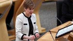 Sturgeon respon avui a la comissió que investiga si va mentir per perjudicar el seu rival Alex Saldmon