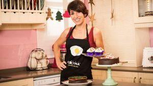 Alma Obregón, la reina dels 'cupcakes' i molt més