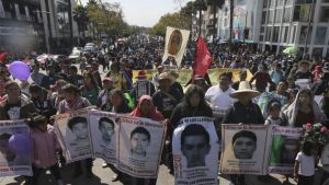 Un testimoni implica soldats mexicans en el segrest de 43 estudiants