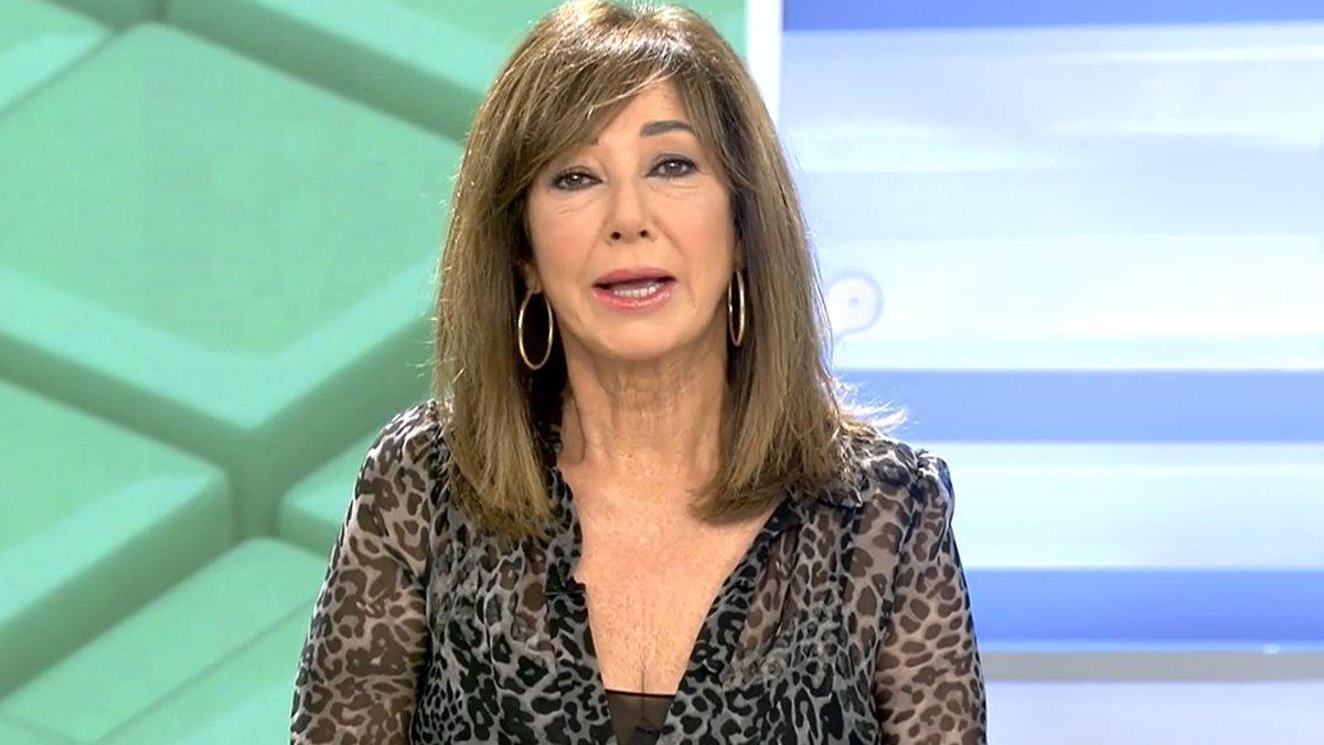 """Ana Rosa se vacunará contra el Covid-19 con una condición: """"Que lo haga primero el Gobierno"""""""