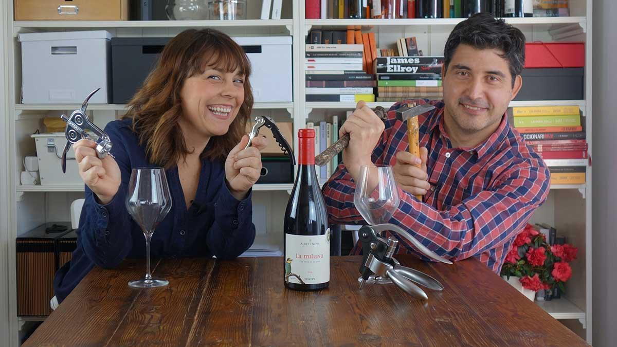 Consejos para amantes del vino confinados. Por Judith Cortina y David Jobé.