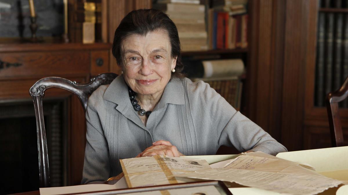 Helena Cambó, en una imagen de archivo.