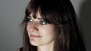 La escritora vasca Noelia Lorenzo Pino.