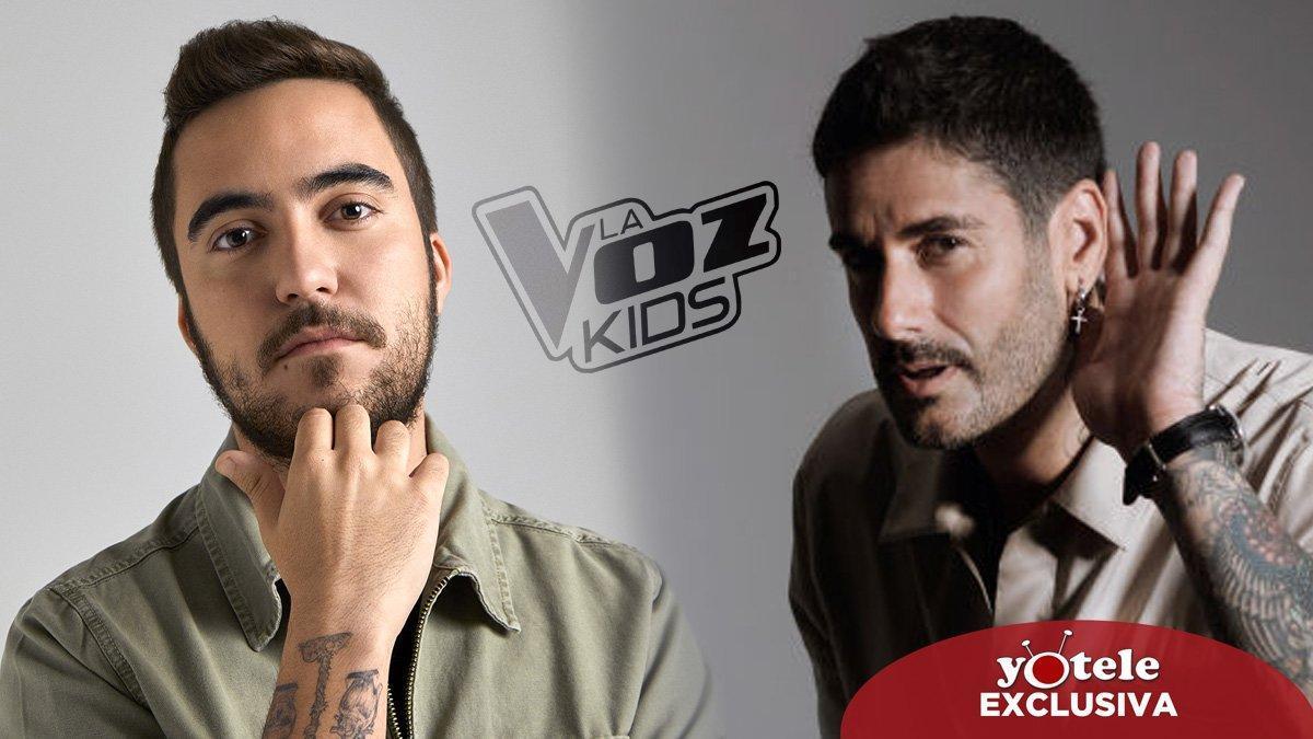 Beret ficha por la nueva edición de 'La voz kids' como asesor de Melendi