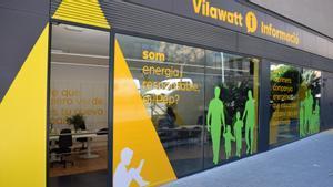Oficina de información de Vilawatt en Viladecans