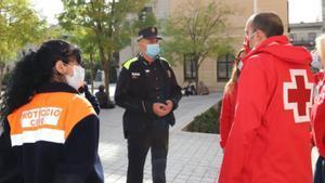 Sabadell activa un dispositiu nocturn per «reforçar la sensibilització» dels joves davant la Covid