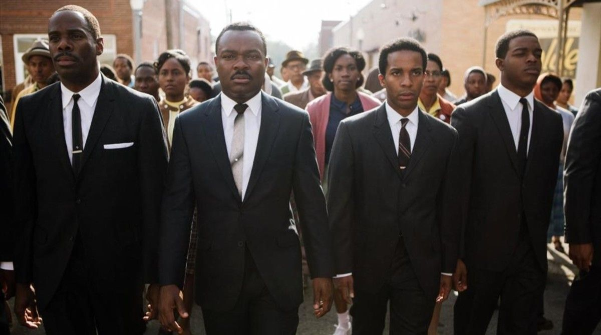 Hollywood ha ignorado a Martin Luther King