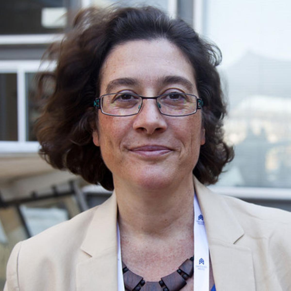 Sonia Jorge, directora ejecutiva de A4AI (The Alliance for Affordable Internet)