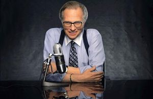 Larry King.