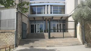 Exterior del Institut Marianao