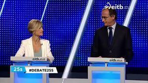 Pili Zabala deixa sense paraules el candidat del PP al País Basc