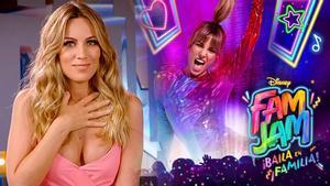 Edurne presentará 'Fam Jam', un nuevo talent show de baile para Disney Channel