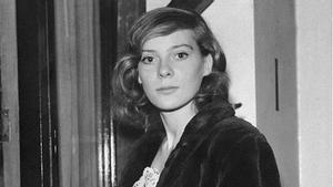 La escritora y periodista Lady Caroline Blackwood.