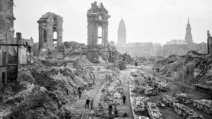 Dresde, 13 de febrero de 1945: la noche en que llovió fuego