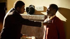 Forest Whitaker, a la izquierda, yDavid Oyelowo, en una escena de la película 'El mayordomo'.