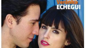 Portada de 'Teletodo' protagonizada por los actores Alberto Ammann y Verónica Echegui, de 'Apaches'.