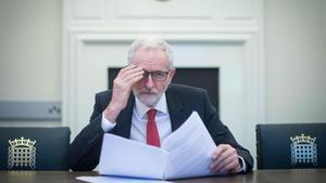 Corbyn divideix els opositors al 'brexit'