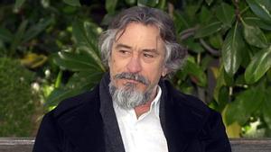 """Robert De Niro: """"Me rompí el cuádriceps, creo que pisé algo, me resbalé y me caí"""""""