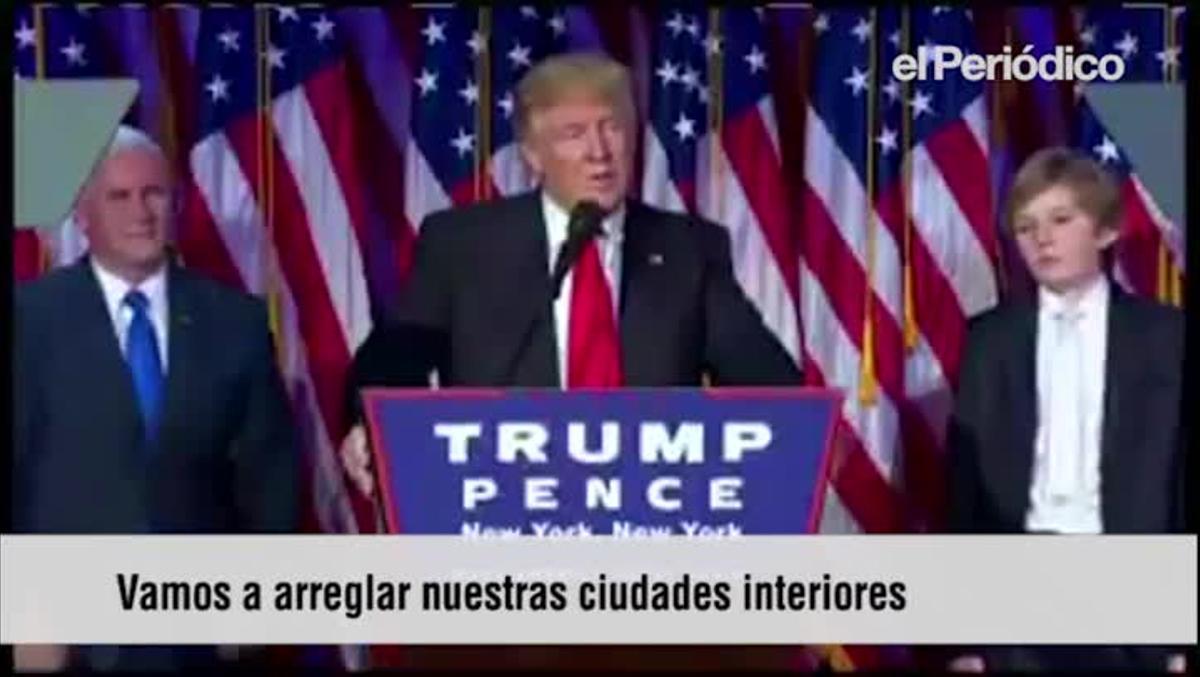 La victoria de Trump sume al mundo en la incertidumbre