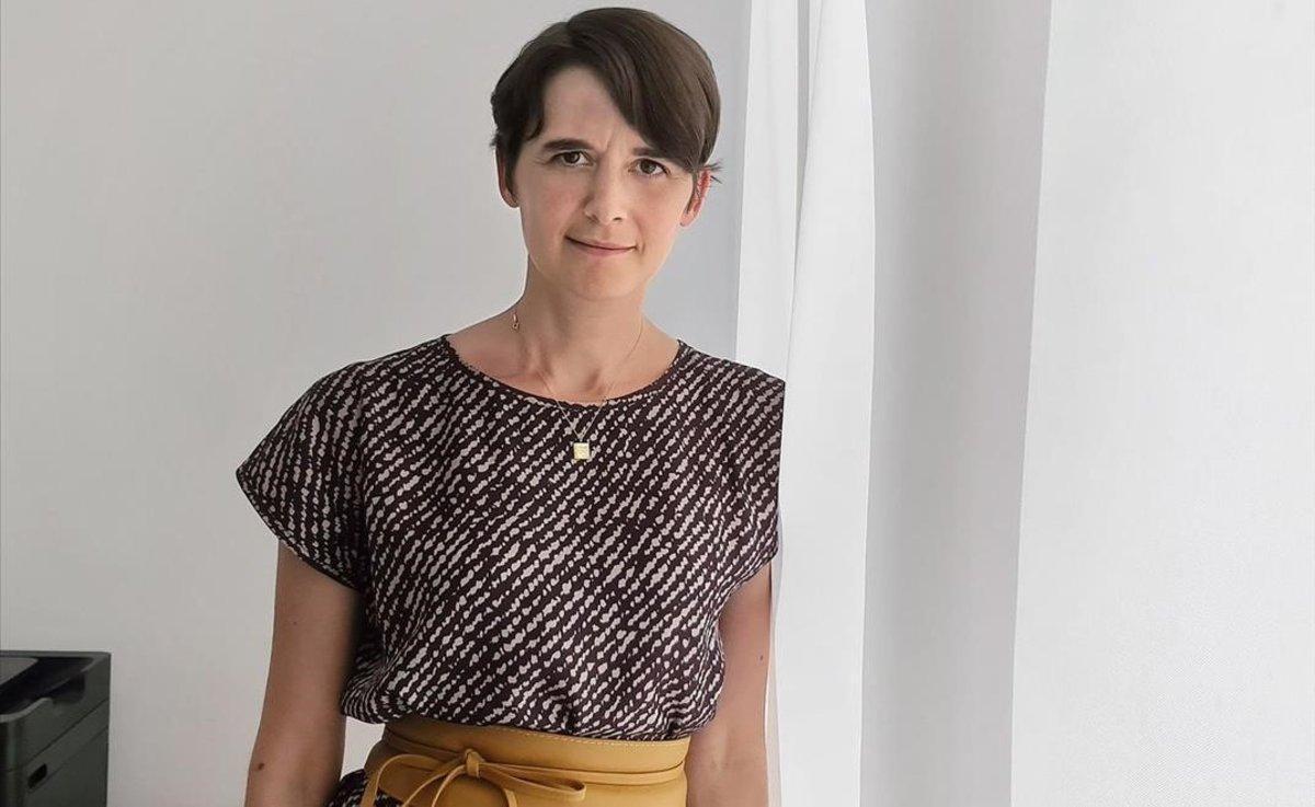 Marta-Gaia Zanchi,fundadora y 'managing partner' de Nina Capital.