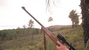 Un arma de caza.