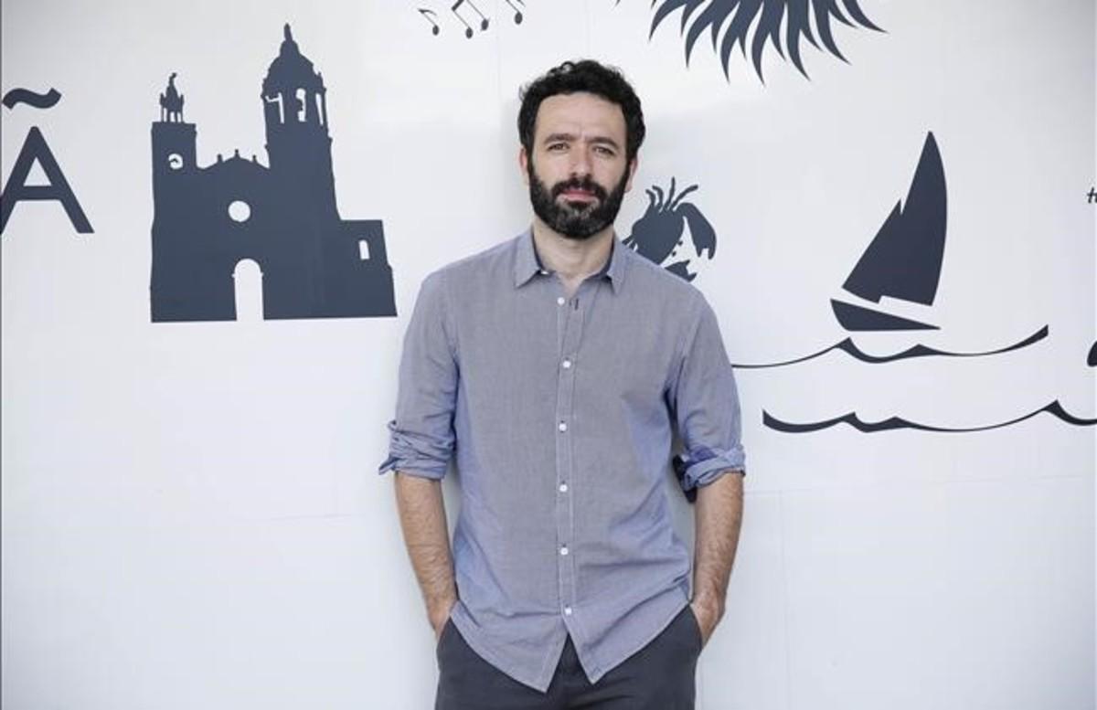 Rodrigo Sorogoyen, en el Festival de Sitges, donde ha presentado 'Que Dios nos perdone'.