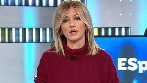 Susanna Griso agita las redes al confrontar el coste de las ucis y la edad de los usuarios