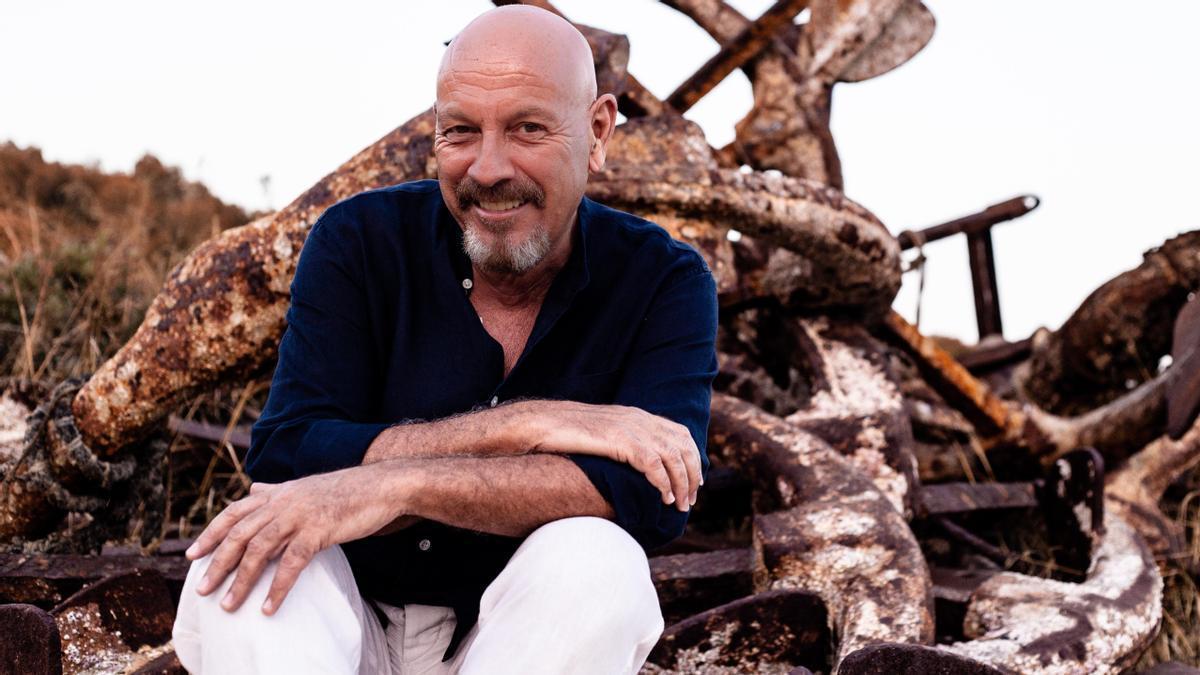 Javier Ruibal, en una imagen promocional.