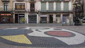 Localitzada una obra desapareguda de Joan Miró quan anava a ser subhastada a Londres