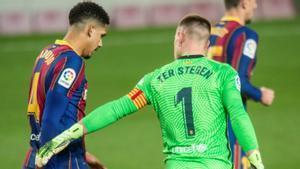 La llarga llista d'errors defensius del Barça