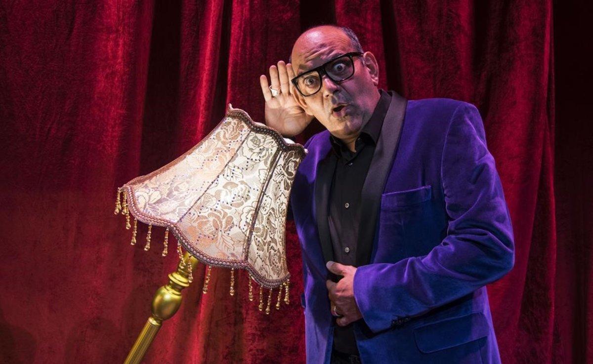 El actor y guionista José Corbacho.