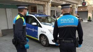 Imagen de recurso de la Guardia Urbana de Reus.
