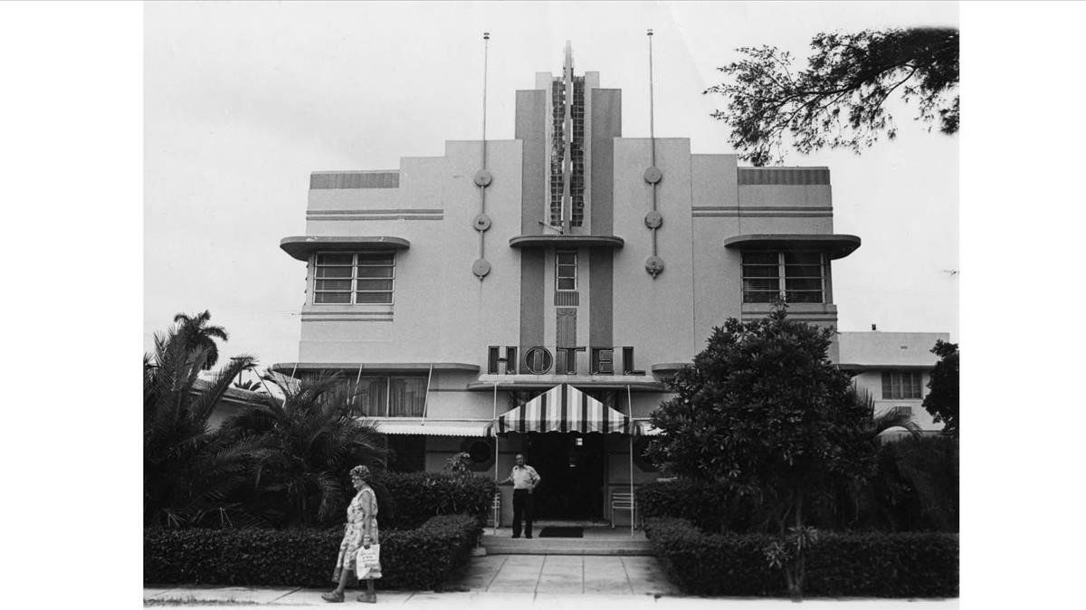 El Neron Hotel de Miami Beach.