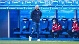Abelardo deixa de ser l'entrenador de l'Alabès