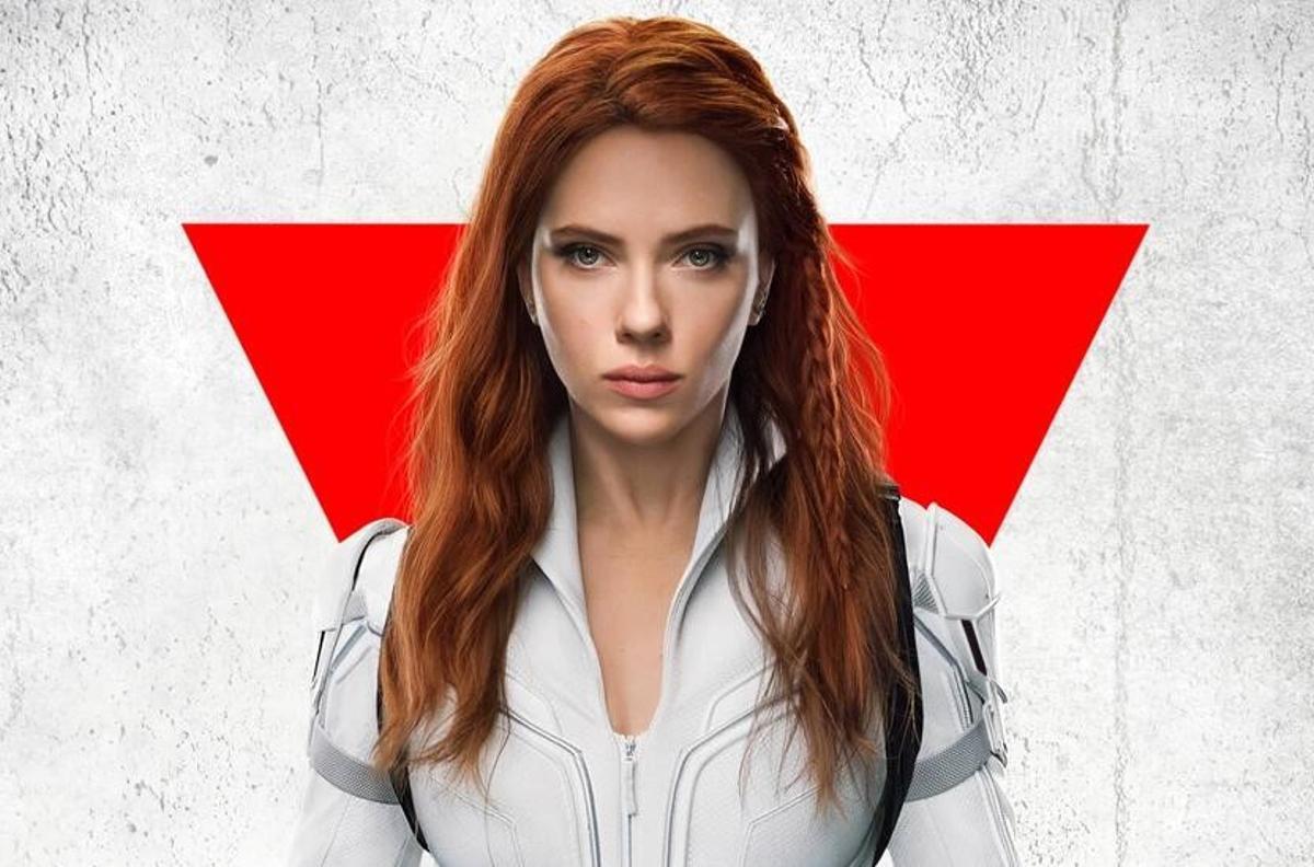 Imagen promocional de la película 'Black Widow'