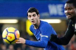 Álvaro Morata (Chelsea).