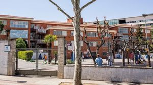 Escuela de Sant Gervasi de Mollet del Vallès, centro en el que impartía clases de piano el detenido por la policía nacional.