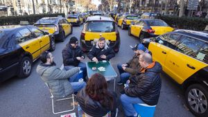 Uber torna a Barcelona sense l'aval metropolità