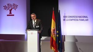 Marc Puig, presidente ejecutivo de Puig y presidente del Instituto de la Empresa Familiar