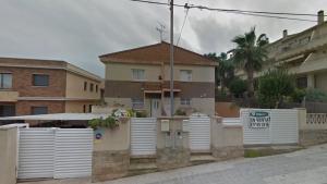 Explosión en una casa okupada de Segur de Calafell
