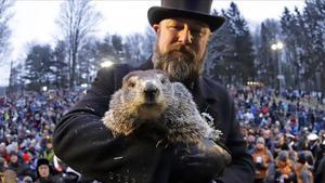 Se'n van anar els mosquits, va arribar la marmota